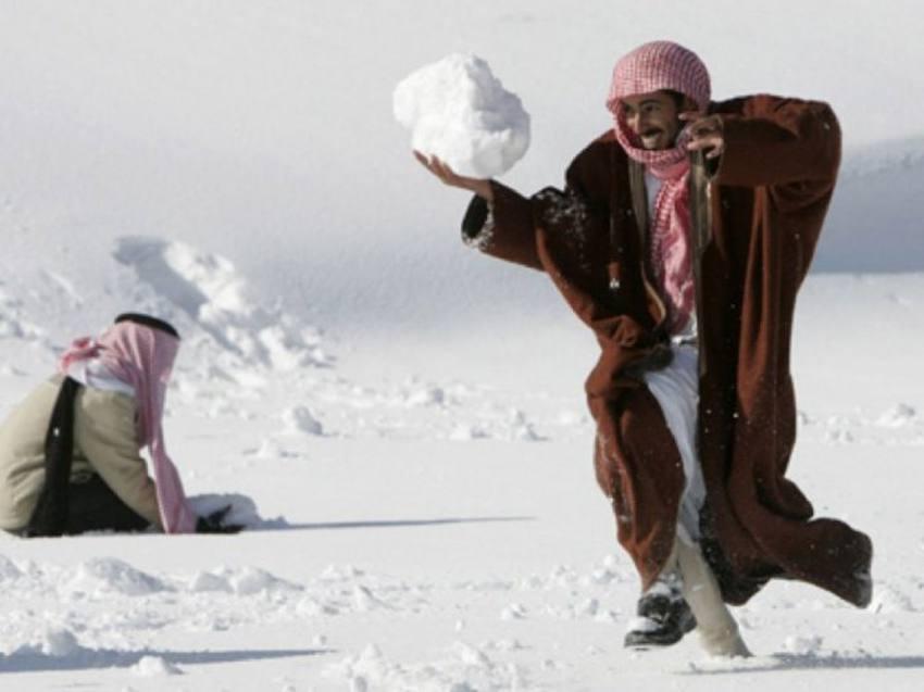 """مع """"الشتاء حولك"""" كل من في السعودية سيتزلج على الجليد ج 1 /صحيفة هتون"""